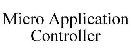 MICRO APPLICATION CONTROLLER