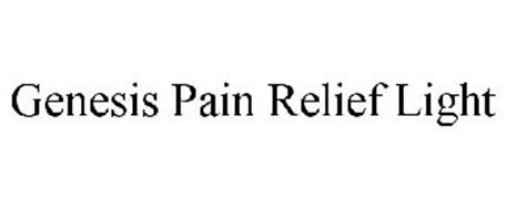 GENESIS PAIN RELIEF LIGHT
