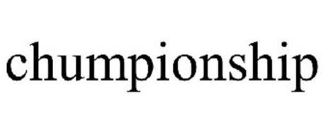 CHUMPIONSHIP