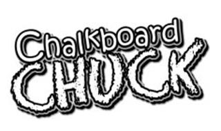 CHALKBOARD CHUCK