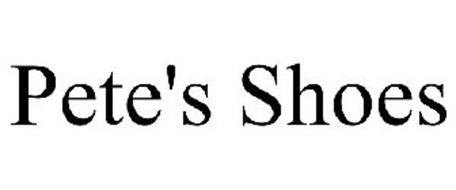 PETE'S SHOES