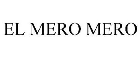 EL MERO MERO