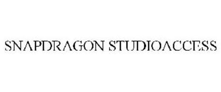 SNAPDRAGON STUDIOACCESS