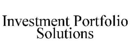INVESTMENT PORTFOLIO SOLUTIONS