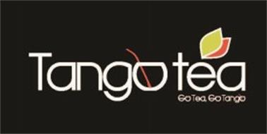 TANGO TEA GO TEA. GO TANGO