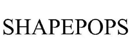 SHAPEPOPS