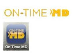 ON-TIME MD ON-TIME MD ON TIME MD