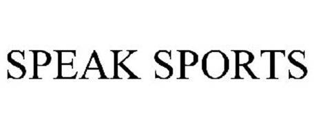 SPEAK SPORTS