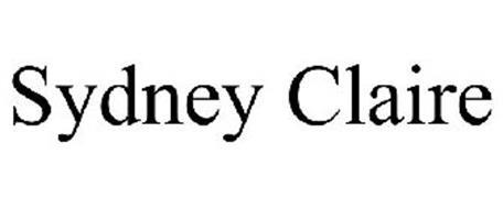 SYDNEY CLAIRE