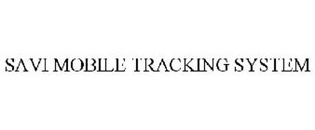 SAVI MOBILE TRACKING SYSTEM