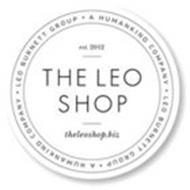 THE LEO SHOP EST. 2012 THELEOSHOP.BIZ LEO BURNETT GROUP · A HUMANKIND COMPANY · LEO BURNETT GROUP · A HUMANKIND COMPANY