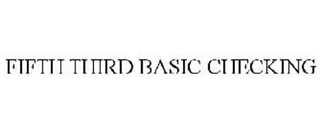 FIFTH THIRD BASIC CHECKING
