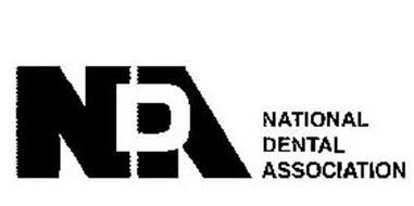 NDA NATIONAL DENTAL ASSOCIATION