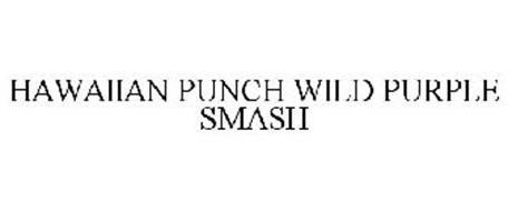 HAWAIIAN PUNCH WILD PURPLE SMASH