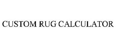 CUSTOM RUG CALCULATOR