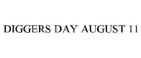 DIGGERS DAY AUGUST 11