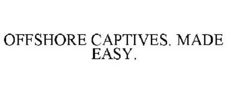 OFFSHORE CAPTIVES. MADE EASY.