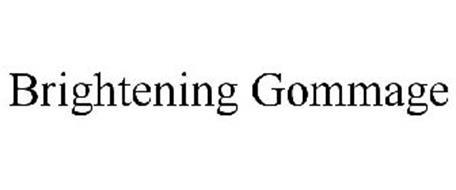 BRIGHTENING GOMMAGE