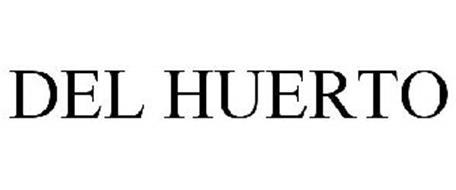 DEL HUERTO