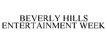 BEVERLY HILLS ENTERTAINMENT WEEK