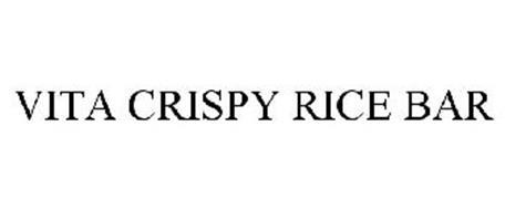 VITA CRISPY RICE BAR