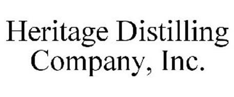 HERITAGE DISTILLING COMPANY, INC.