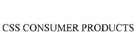 CSS CONSUMER PRODUCTS