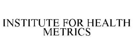 INSTITUTE FOR HEALTH METRICS