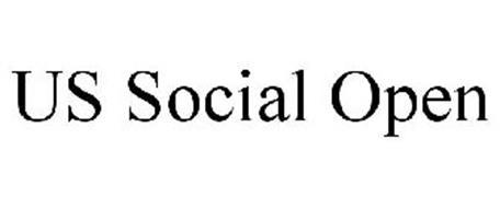 US SOCIAL OPEN