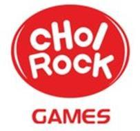 CHOI ROCK GAMES
