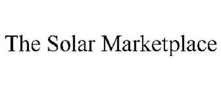 THE SOLAR MARKETPLACE