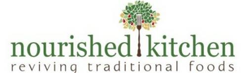NOURISHED KITCHEN REVIVING TRADITIONAL FOODS