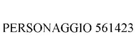 PERSONAGGIO 561423