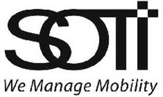 SOTI WE MANAGE MOBILITY