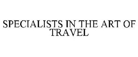 SPECIALISTS IN THE ART OF TRAVEL