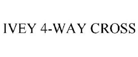 IVEY 4-WAY CROSS