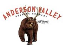 ANDERSON VALLEY BREWING COMPANY BAHL HORNIN' SINCE 1987
