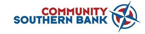 COMMUNITY SOUTHERN BANK