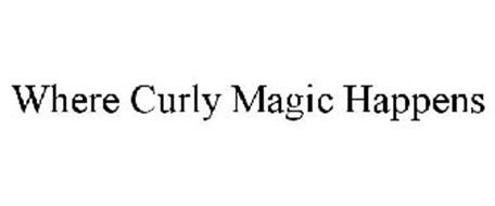 WHERE CURLY MAGIC HAPPENS