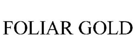 FOLIAR GOLD