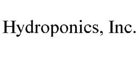 HYDROPONICS, INC.