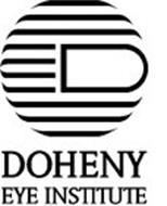 D DOHENY EYE INSTITUTE