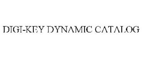 DIGI-KEY DYNAMIC CATALOG