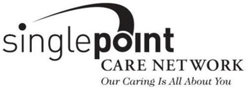 SINGLEPOINT CARE NETWORK OUR CARING IS ALL ABOUT YOU
