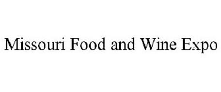 MISSOURI FOOD AND WINE EXPOSITION