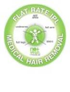 FLAT RATE IPL MEDICAL HAIR REMOVAL ANY AREA UNDERARMS FULL ARMS FULL LEGS BIKINI NO + VELLO MEDICAL