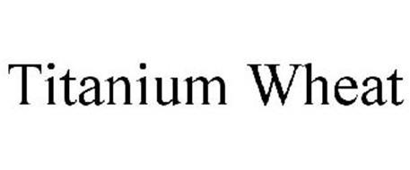 TITANIUM WHEAT