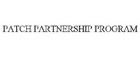 PATCH PARTNERSHIP PROGRAM
