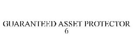 GUARANTEED ASSET PROTECTOR 6