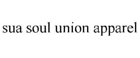 SUA SOUL UNION APPAREL